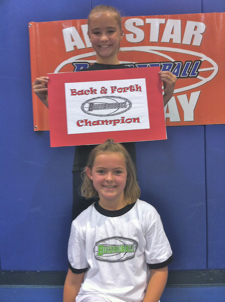 ISABELLE HESSE and SIDNEY CLYMER-ENGELHART: 8 points