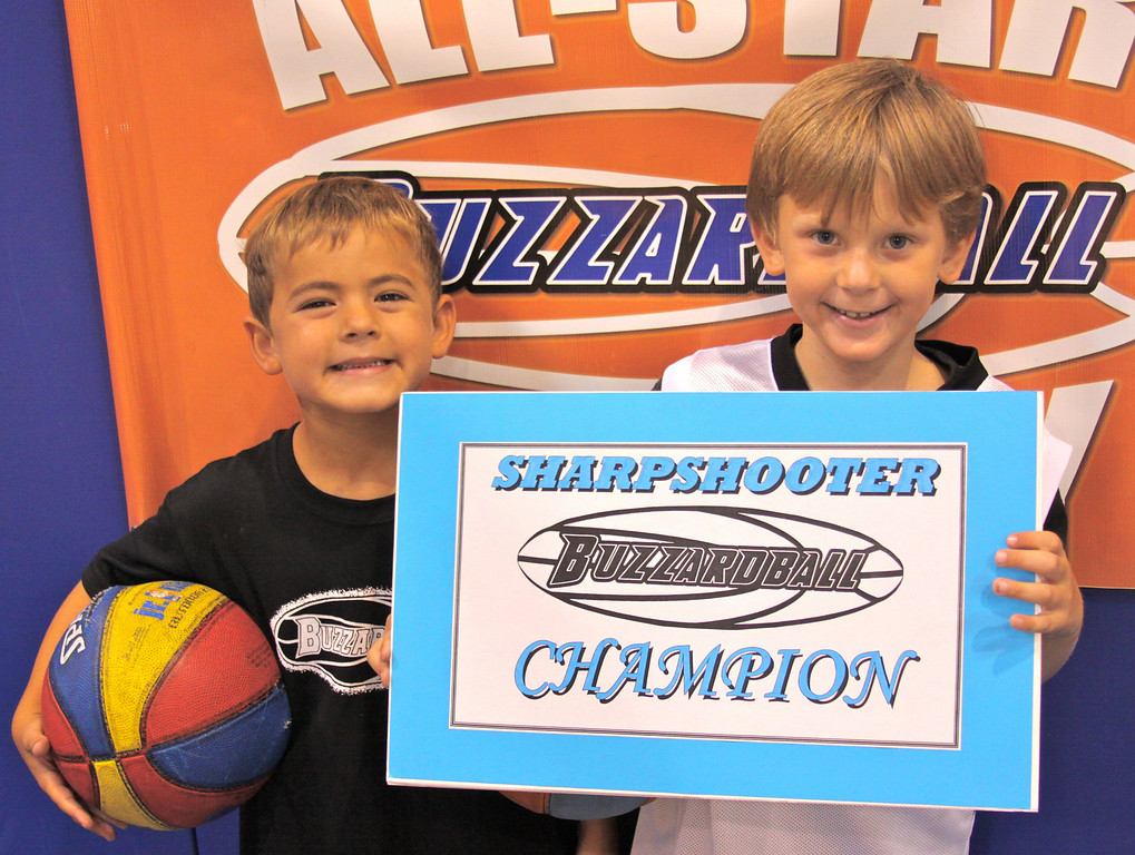 PACERS: Giacomo Del Piero and Jack Tilton -- 23 points (defeated the WARRIORS by one point!)