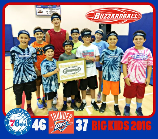 SESSION 6 | BIG KIDS | 42 Campers