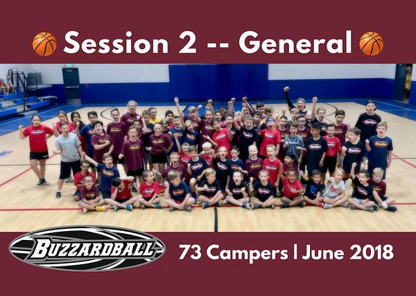 BUZZARDBALL | Summer Camp