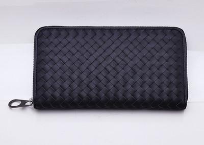 BV wallet 10618 black 21X12X2cm