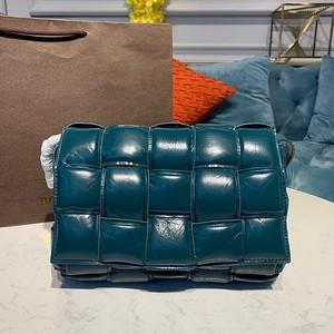 Bottega Veneta Padded Cassette Bag blue
