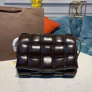 Bottega Veneta Padded Cassette Bag brown