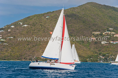 BVI Spring Regatta 2011 Bitter End RACE Day1
