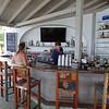Bar at Cooper Island