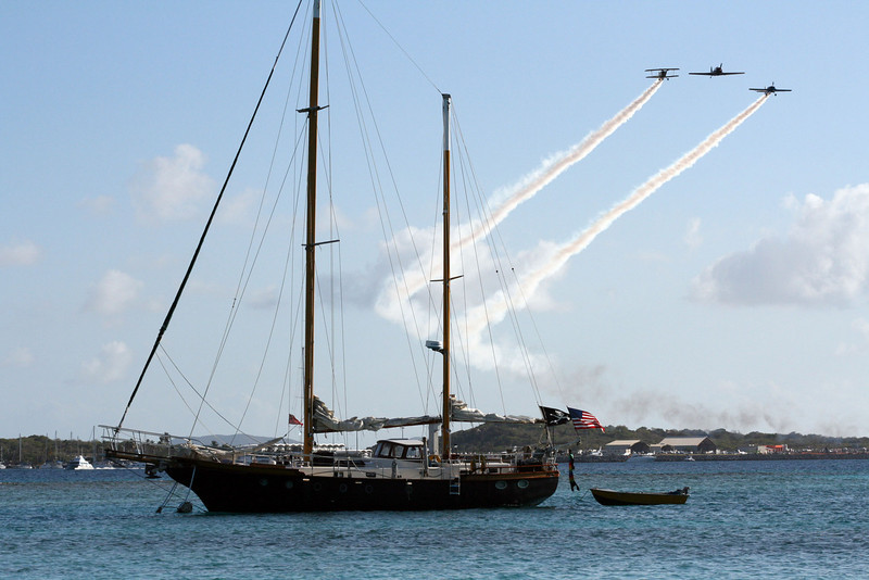 BVIs first Air Show in 50 years (and probably only their second ever!!!)