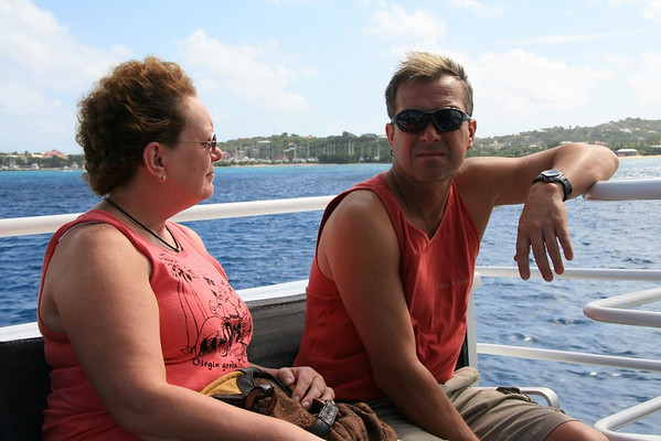 BVI - Joyce and Colin visit again