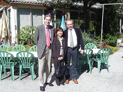 AFSS meeting Neuchatel 2003-01