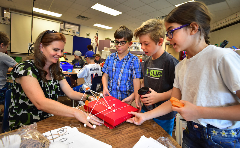 Boulder Valley's STEM-based summer learning program.