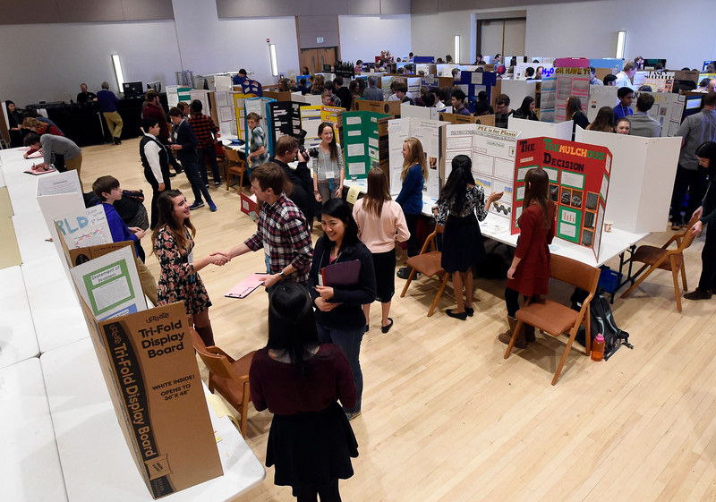 BVSD science fair