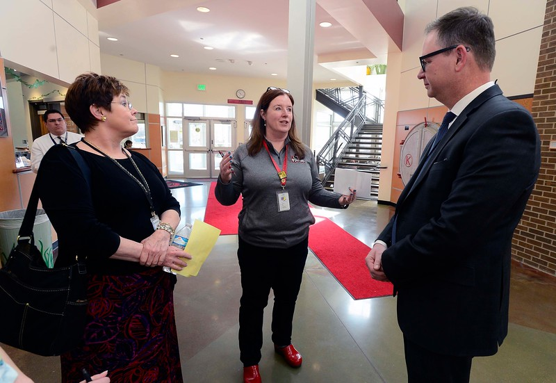 Superintendent School Tours