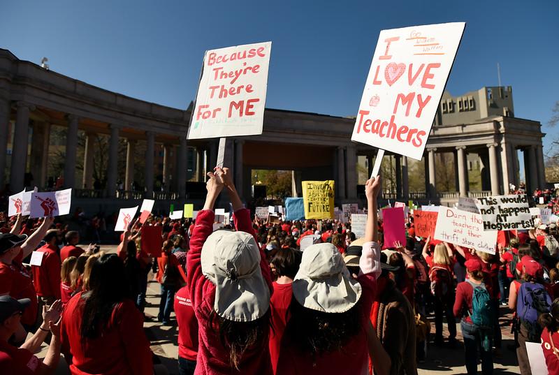Teacher Walkout