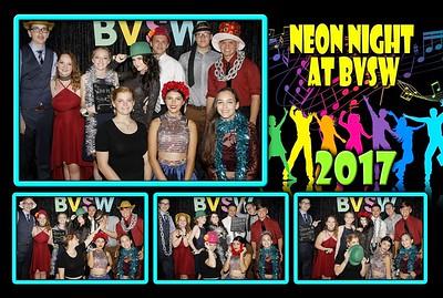 BVSW Neon Night Homecoming