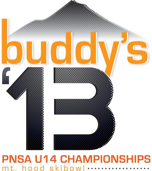 Buddy Werner 13 logo