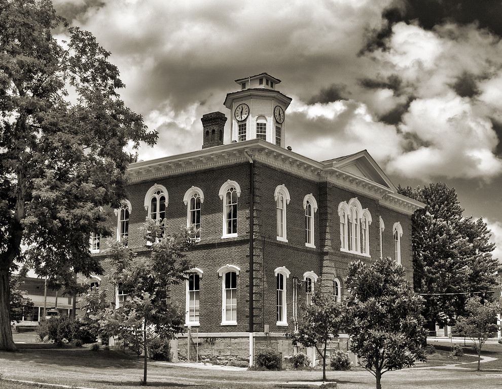 Johnson Co. Courthouse