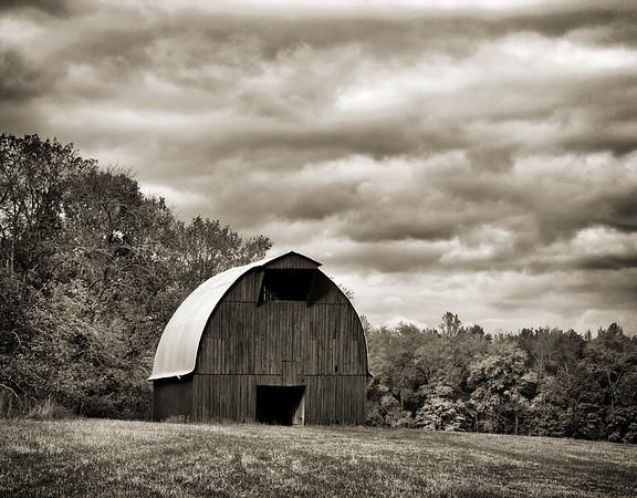 Johnson County Barn