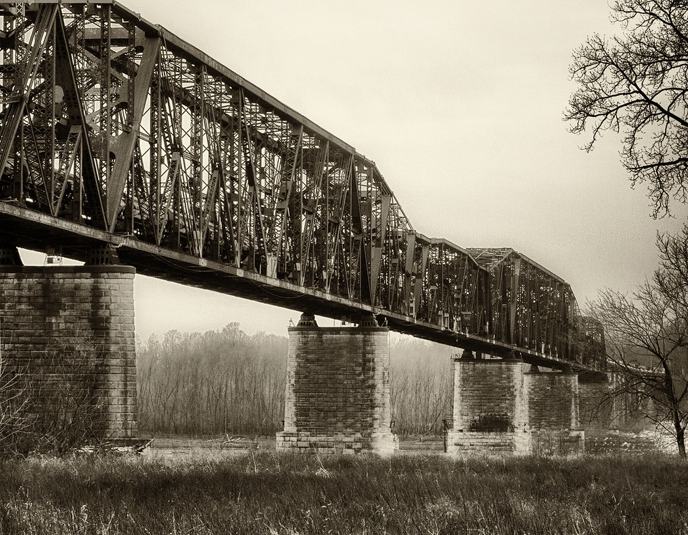 Thebes RR Bridge