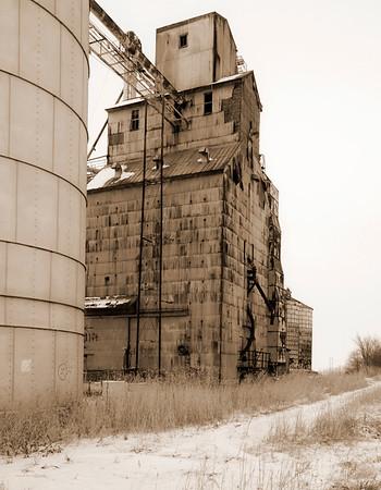 Longview Grain Elevator