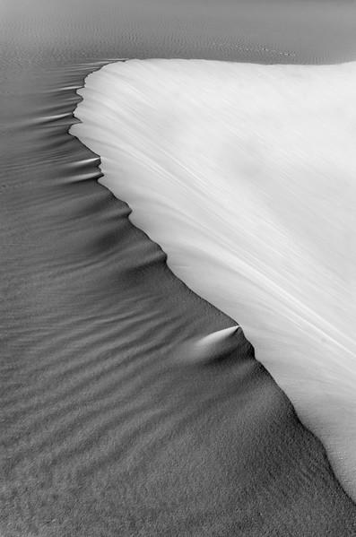 Sand Curve