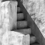 Pueblo Stairway