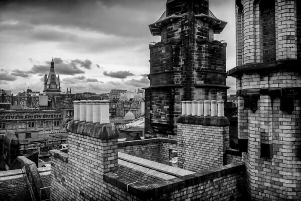 Glasgow Chimney Tops