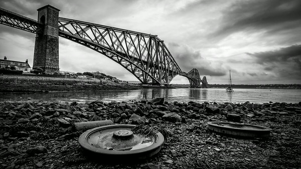 Forth Bridge Relics