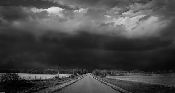 The Lonley Road To Nowhere