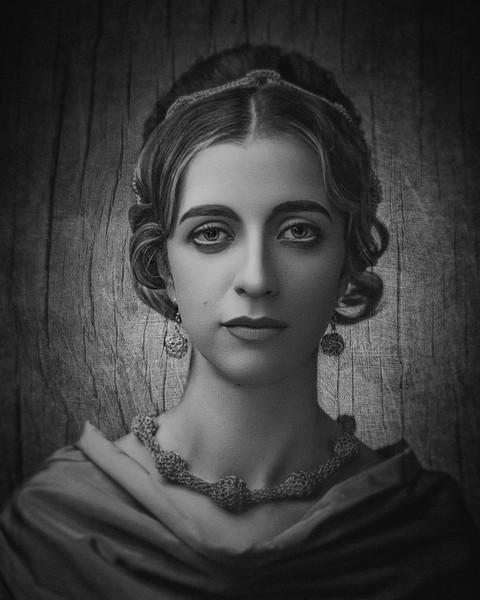 Fayumi portraiture.