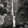 Multnomah Falls - Spring - Columbia River Gorge, OR