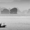 Anchered at Halong Bay