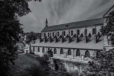 Kloster in Maulbronn, Germany September 2015