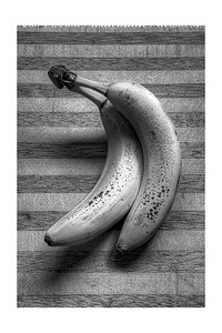 Brown-spotted Organic Bananas