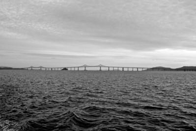 San Rafael Bay with view of Richmond Bridge and Bay Bridge on the far back. ref: cb755cc4-6fad-4d1d-81e3-af29c7d6c766