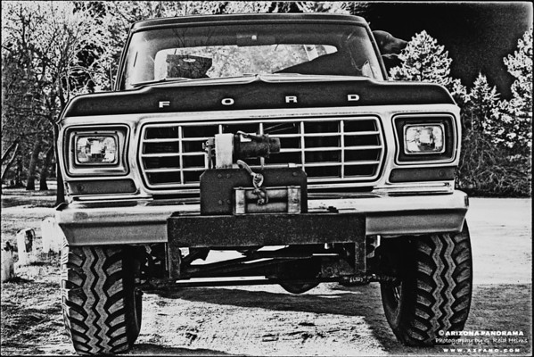 Bad Ass Ford
