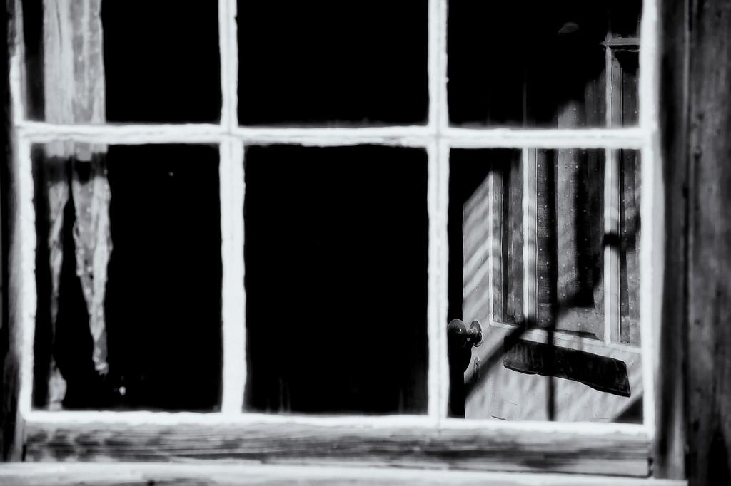 Bodie Through the Window