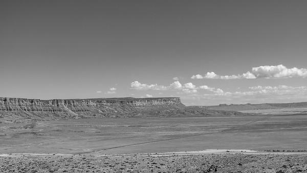 A Path Across the Expansive Desert