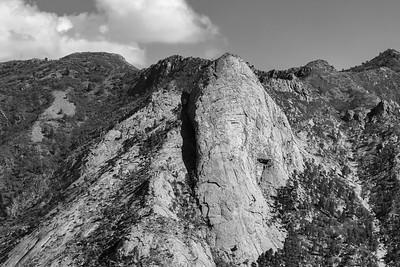 The Granite Outburst