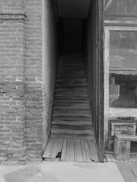 Bodie Staircase
