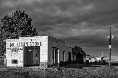 Serving Up The End of The World at the Millican Store