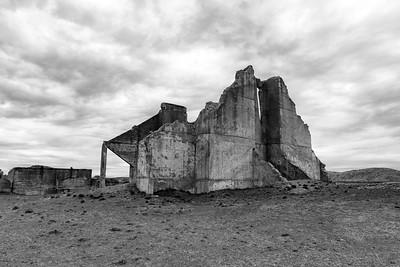 Not So Ancient Ruins
