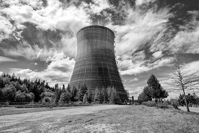 I'm Just a Lonely Cooling Tower