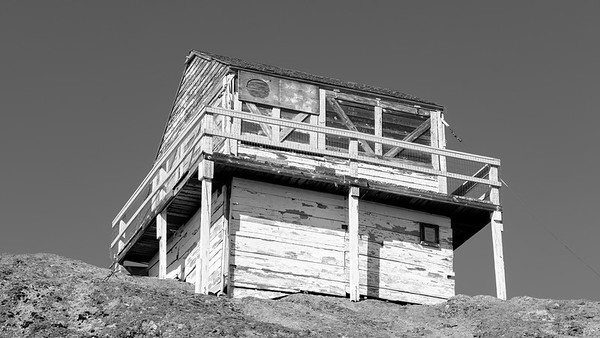 High Rock Fire Lookout