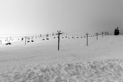 Ski Lift To Oblivion
