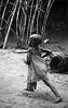 République Centrafricaine, chez les pygmées Bayaka