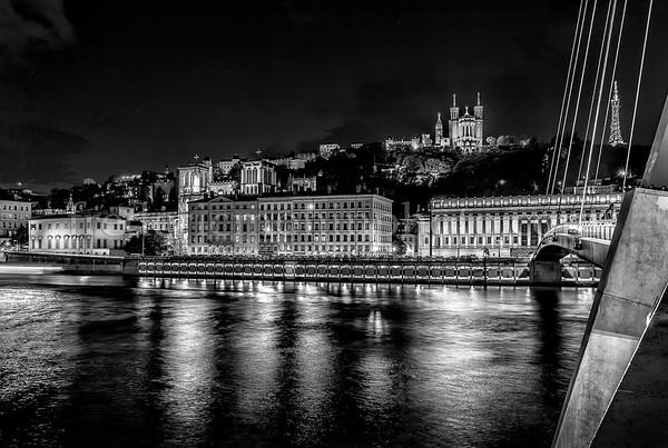Lights ... in Lyon