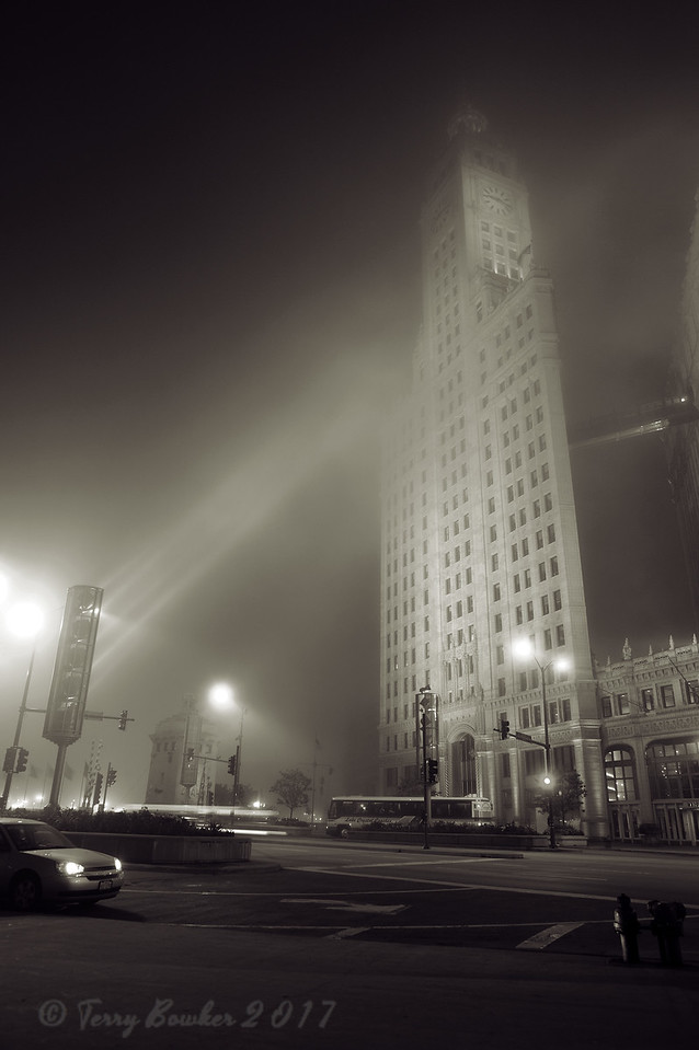 Wrigley Building, Chicago