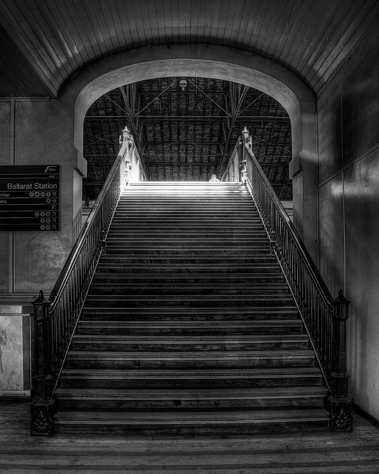 Stairway to Departure
