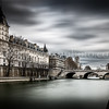 The Seine at Paris ...