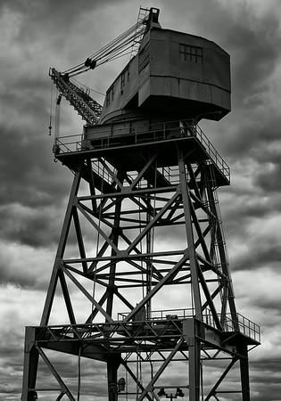 Crane Red Hook Brooklyn NY