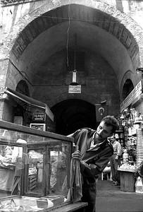 Vendor- Istanbul, Turkey